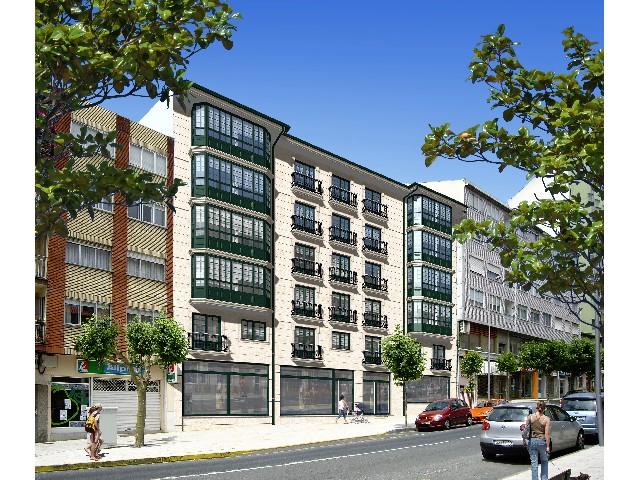 Grupo ci inmobiliaria en a corua venta de pisos apartamentos chalet terrenos duplex - Pisos en fene ...